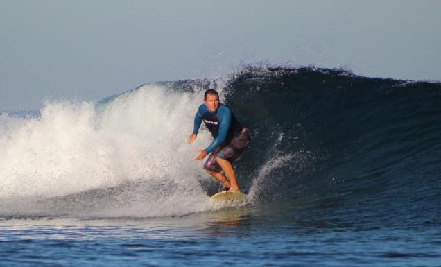 Surf Best shot at marty